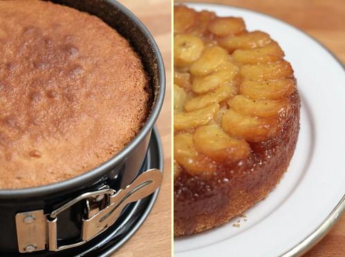 Gâteau double face