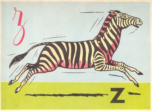 z zebre