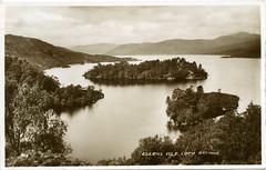 Ellens Isle, Loch Katrine