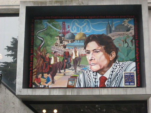 Edward Said at SFSU