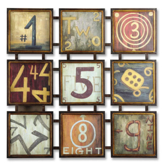 lucky_numbers_abstract_wall_art1