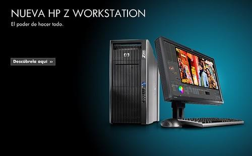 WS HP Z800