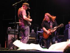 Warren Haynes and Jake Cinninger