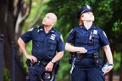 Manhattanhenge (mudpig) Tags: street nyc newyorkcity woman newyork man geotagged uniform candid police nypd officer nuevayork tudorcity cidadedenovayork mudpig stevekelley ньюйорк ニューヨーク市 纽约市 νέαυόρκη مدينةنيويورك lavilledenewyork شهرنیویورک เมืองนิวยอร์ก న్యూయార్క్సిటీ עירניויורק