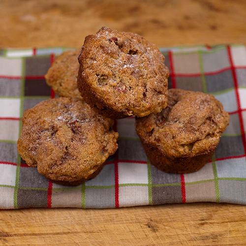 Rubbarb Muffins