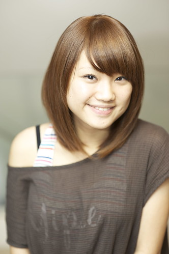 【女生髮型】可愛的留長造型