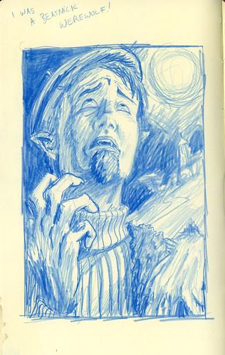 WIP-Beatnick Werewolf