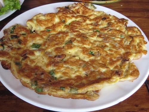 Fried Omelet