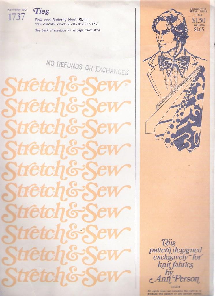 Stretch & Sew 1737