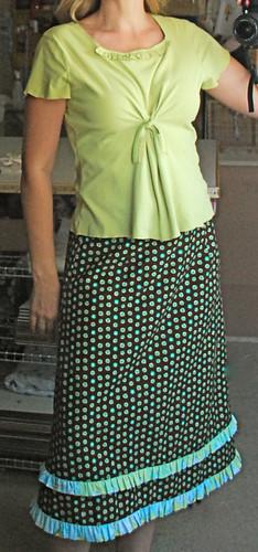 Lantern Bloom Skirt