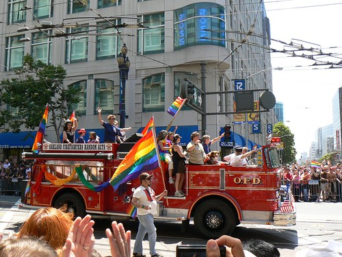 Gay Firefighters