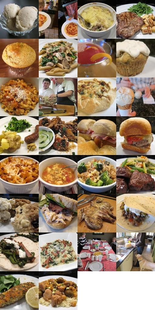 Food 365 April