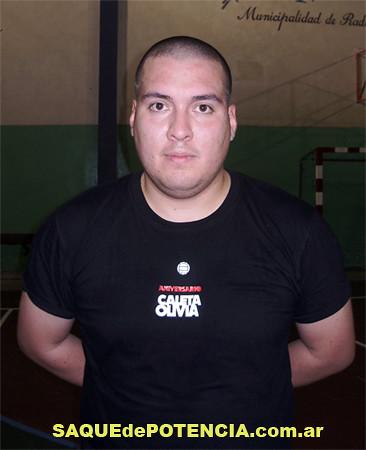 Federico Santos (DT Rada Tilly)