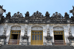 IMG_7425 (pinnee.) Tags: travel unesco hue unescoworldheritage centralvietnam khaidinhtomb thuathienhue mintrung