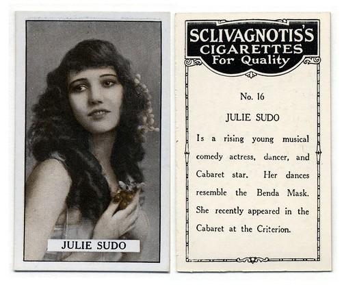 003-Julie Sudo. (ca. 1900-1911)