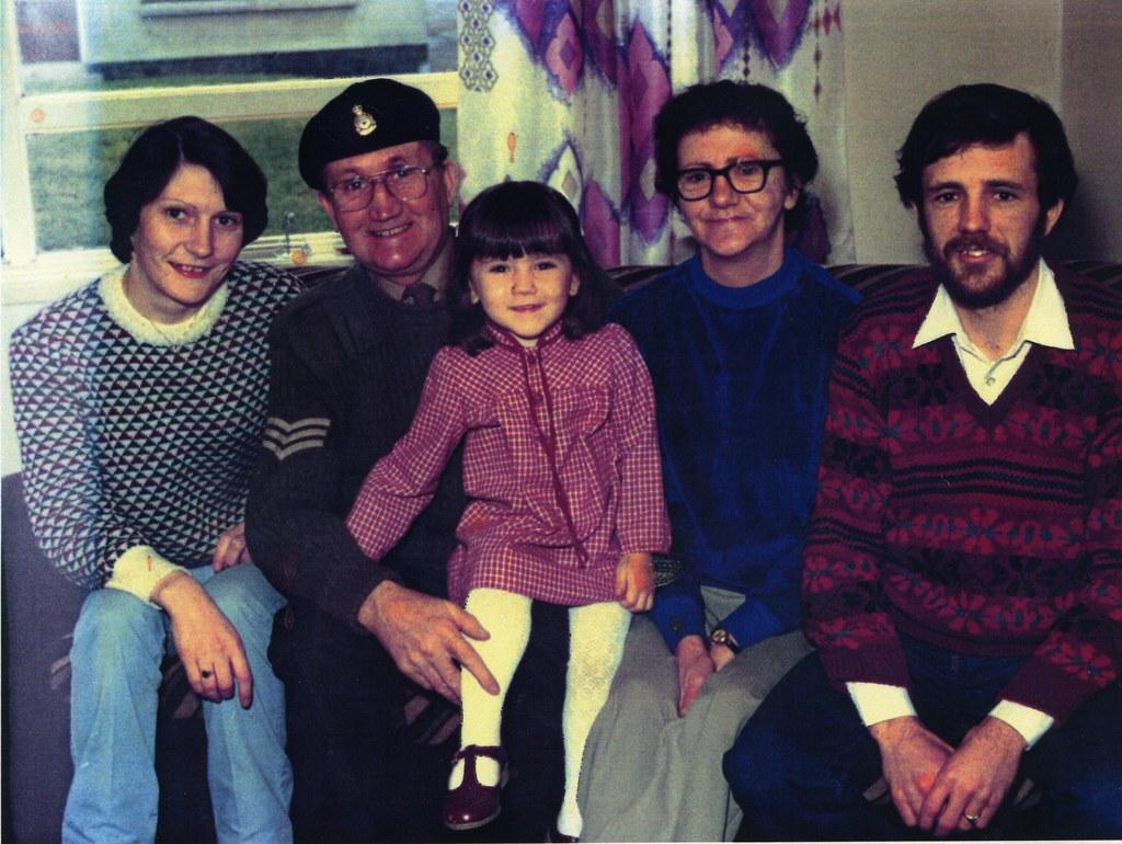 Sgt Jerry McLarnon, 1980s