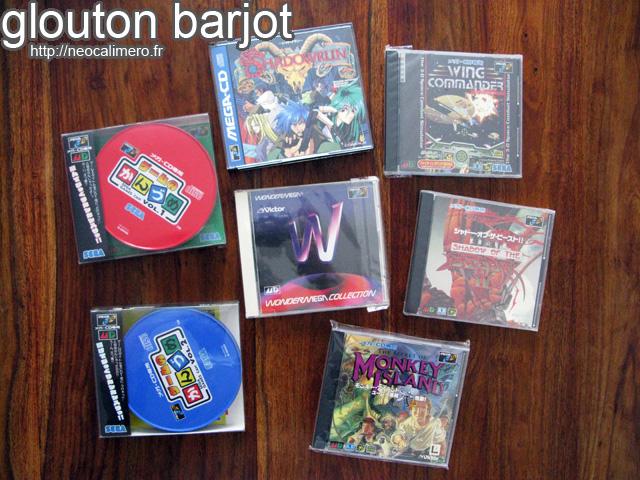 Jeux MEGA CD 17-05-10