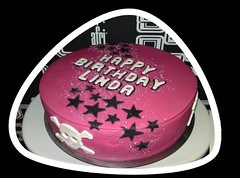 Funky Stars- Torte (Tortenwahn) Tags: marzipan kuchen torte fondant gebck ss buttercreme motivtorte tortenwahn mottotorte mottotorten