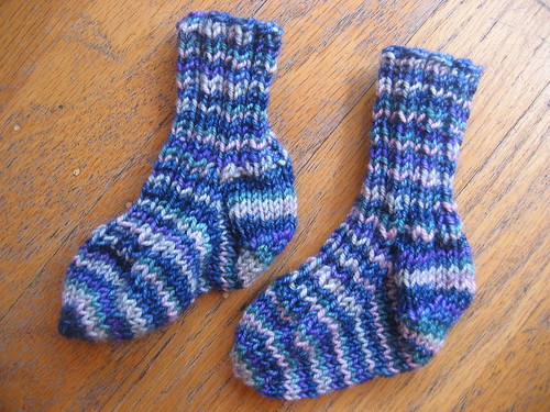 Lefovers Baby Socks