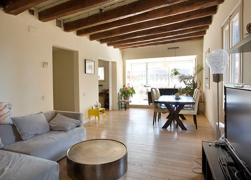 Living Room - property for sale barcelona - spain