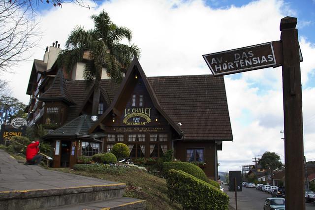 Le Chalet Restaurant - Gramado