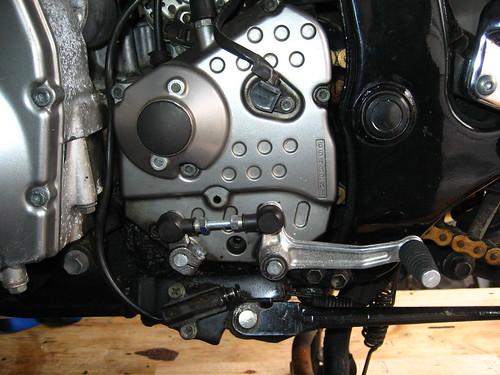 Suzuki Bandit Clutch Adjustment