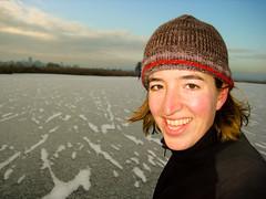 Schaatsen in Waterland-15 (b*art) Tags: winter waterland schaatsen natuurijs schaatstocht schaatsenwaterlandwinter2009 schaatstoer