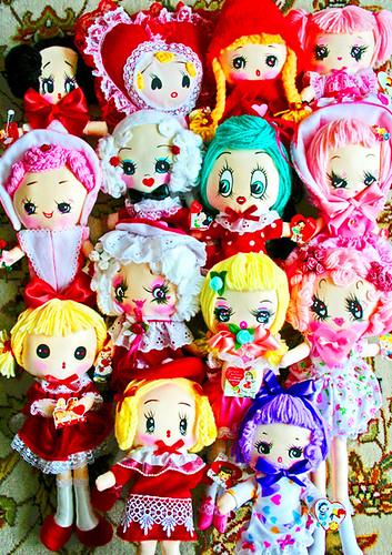 Valentines Day Dollies