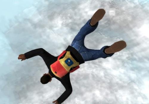 GTA: San Andreas - Parachute Jumping