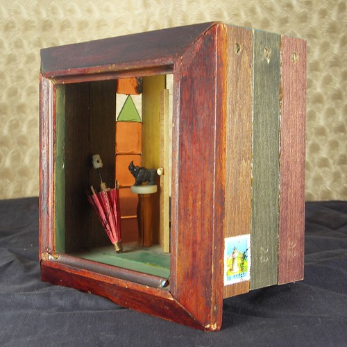 Room inside a box