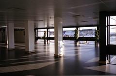 take us down and all apart (lolitanie) Tags: light film copenhagen denmark airport mju cph danmark mjuii stylusepic københavn kastrup copenhague kbh fuji400 lolitanie jmluneau
