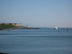 Larkspur Ferry & San Quentin State Prison