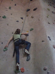 Houston Rock Climbing