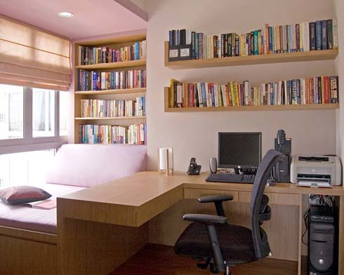 apartment-office room