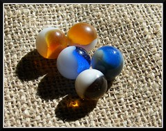 Marbles are Cool! (Dusty_73) Tags: game glass agate vintage toy washington kodak collection marbles marble anacortes vitro vitroagate