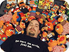 38/365 - be bert. be ernie. just be. (bp6316) Tags: toys muppets brandon bert trf sesamestreet 365 ernie day38 iphone trp project365 fgr flickrgrouproulette saturatedsaturday therogueplayers 3652009 todaysrandomfact