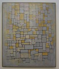 Piet Mondrian (Kent Wang) Tags: art museum painting artmuseum fortworth pietmondrian kimbellartmuseum