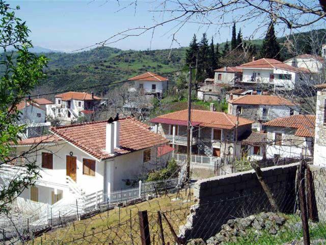 Στερεά Ελλάδα - Φθιώτιδα - Δήμος Λειανοκλαδίου - Μοσχοκαρυά