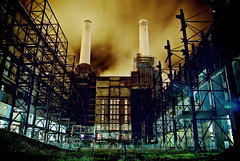 Battersea Powerstation (* Chris O'Donovan *) Tags: london abandoned battersea derelict powerstation urbex theselectedbest