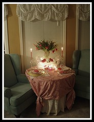 Valentine's Table for Two