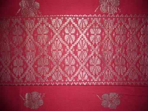 sarong songket