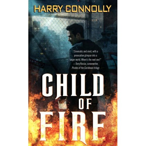 Child of Fire Cover