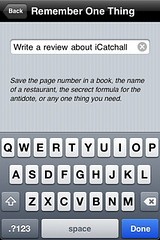 iCatchall Review