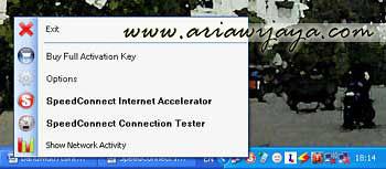 Cara Mempercepat Koneksi Internet Speedy