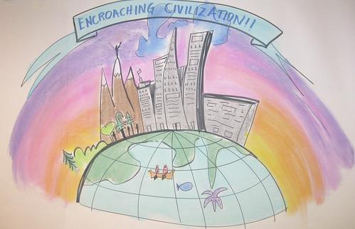 Encroaching Civilization