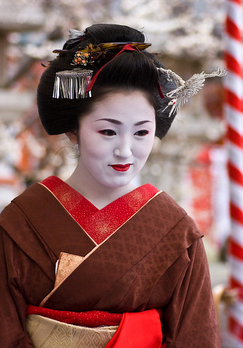 the last day as Maiko