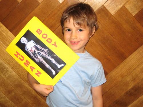 JDBoy and Lapbook