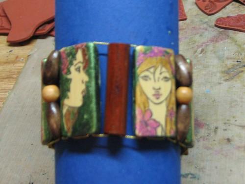 bamboo tile bracelet013
