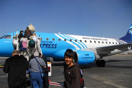 LND_2780 Flight to Aswan from Cairo