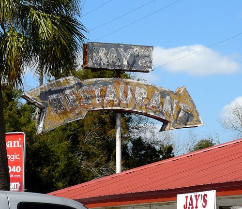 Jay's Restaurant, Live Oak, Florida